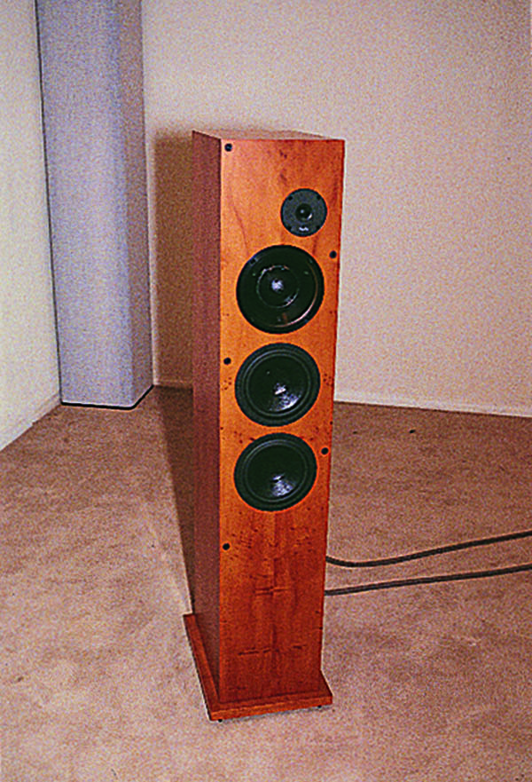Sounded great with audio research amplification and digital front end