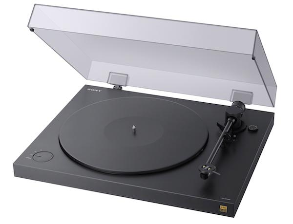 Sony Introduces a DSD Capable Turntable at CES 2016