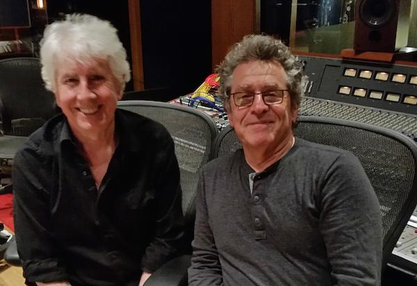 "Graham Nash talks About ""This Path Tonight"" With Analogplanet.com editor Michael Fremer"
