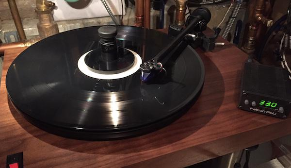 SOTA Moonbeam Turntable---Nice Price and a Smooth Performer That