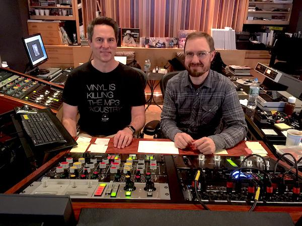 Analogplanet Visits Sterling Sound and Interviews Ryan K. Smith
