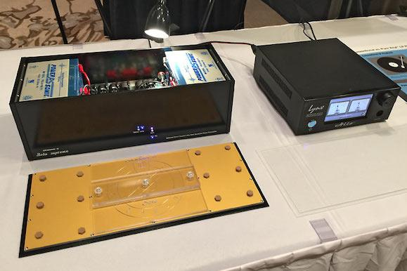 At AXPONA 2016 Channel D Introduces New Seta Supreme Battery Powered Phono Preamplifier