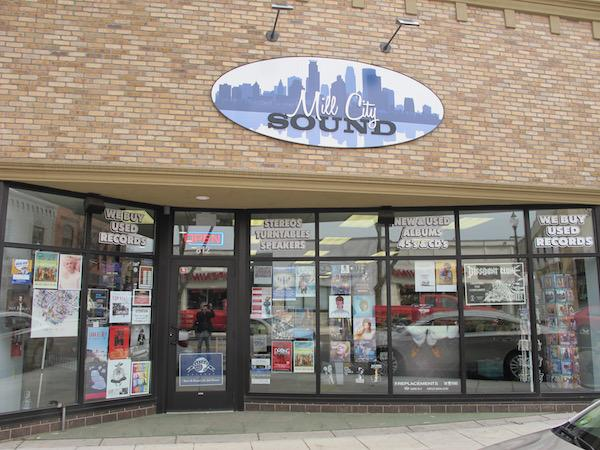 A Visit To Mill City Records, Hopkins, Minnesota