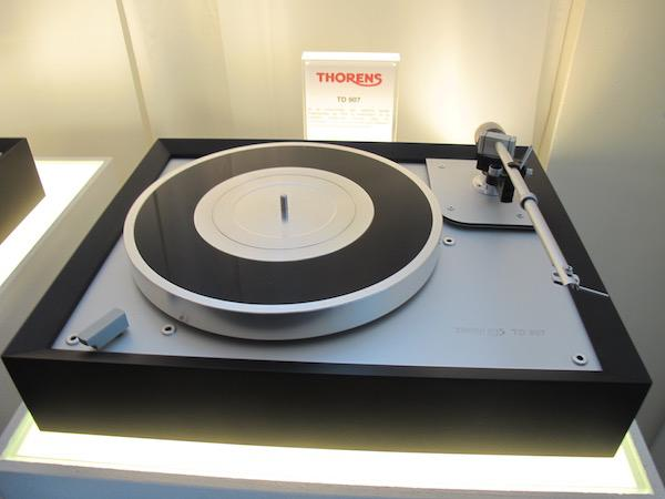 Parade of New and Upgraded Turntables at High End Munich 2016