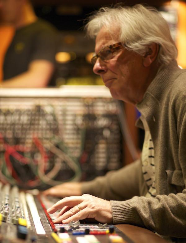 Glyn Johns Talks With Michael Fremer About  Eric Clapton