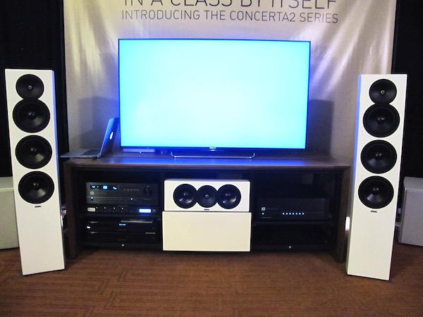 At T.H.E. Show Newport Beach, Kevin Voecks Talks About the Revel Concerta2 Speaker Series