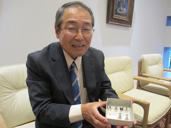 Audio-Technica ART 1000 Cartridge Designer Mitsuo Miyata Interviewed