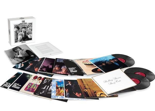 The Rolling Stones Mono Box Set From ABKCO Coming September 30th