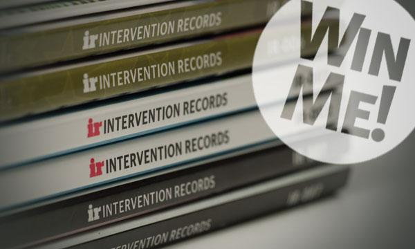 Intervention Records Catalog Sweepstakes
